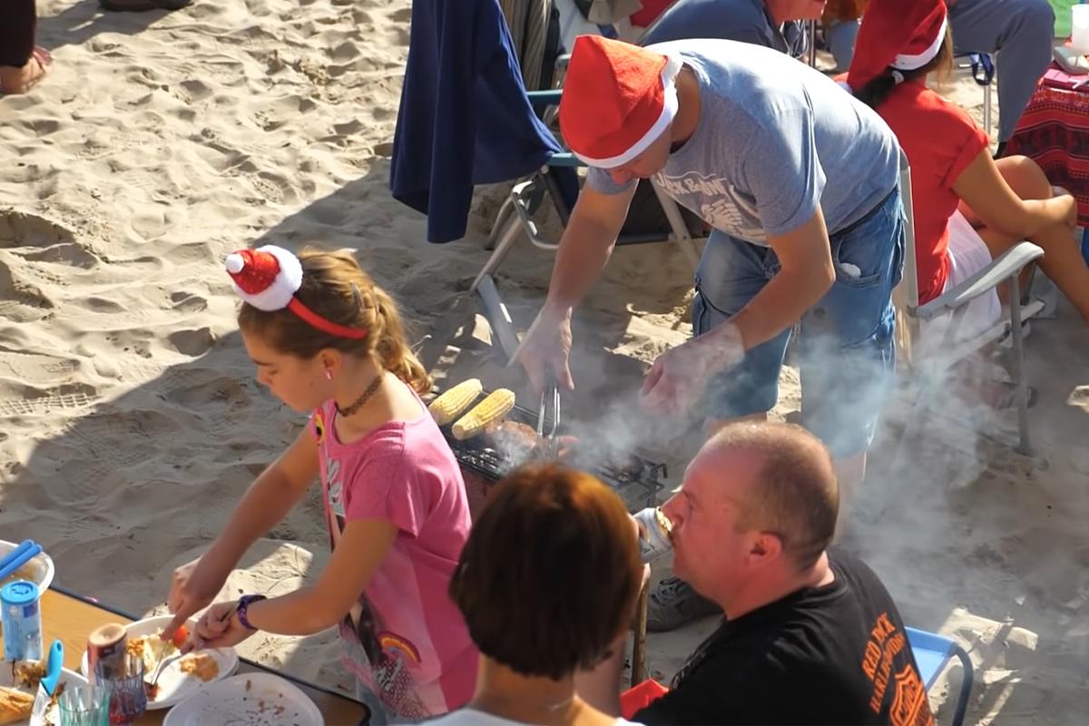 La Zenia Beach Christmas Day Party 2019