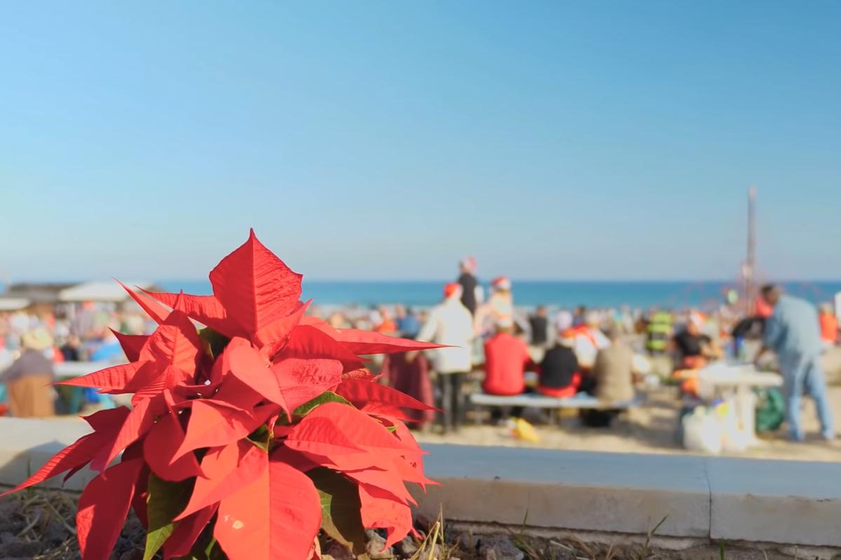 La Zenia Beach Christmas Day Party 2018