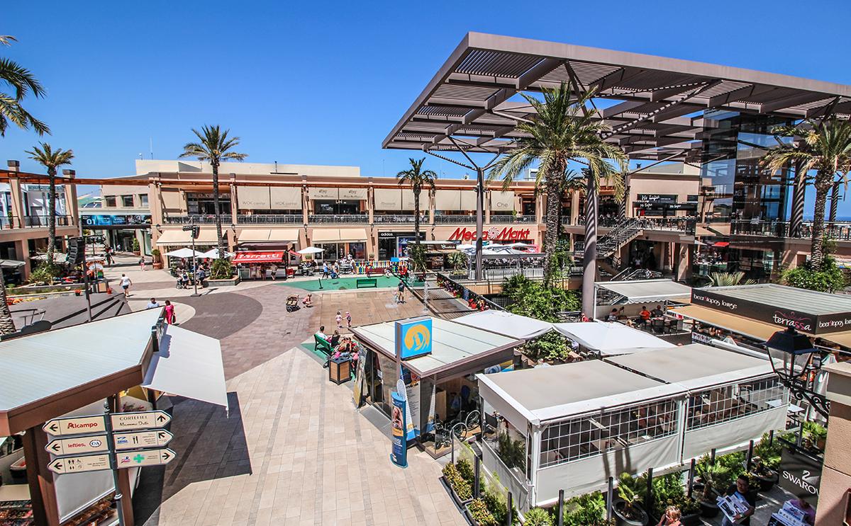 La Zenia Boulevard shopping centre