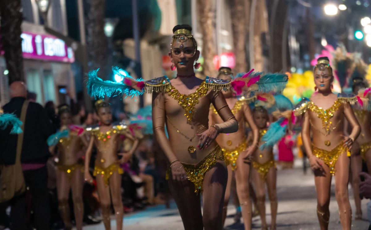 Torrevieja Carnival 2019, Costa Blanca