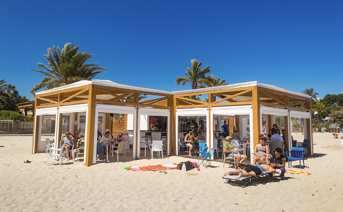 Orihuela Costa Chiringuitos, the Spanish summer beach bars
