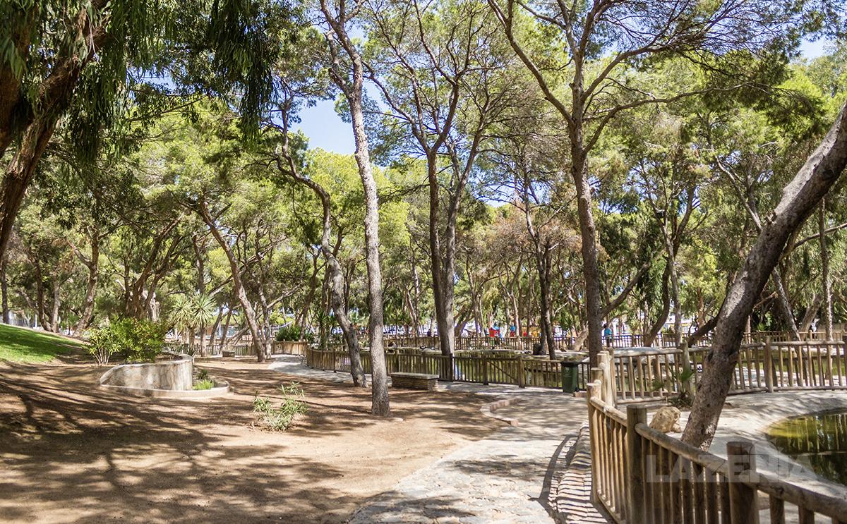 Reina Sofía Park, Guardamar del Segura