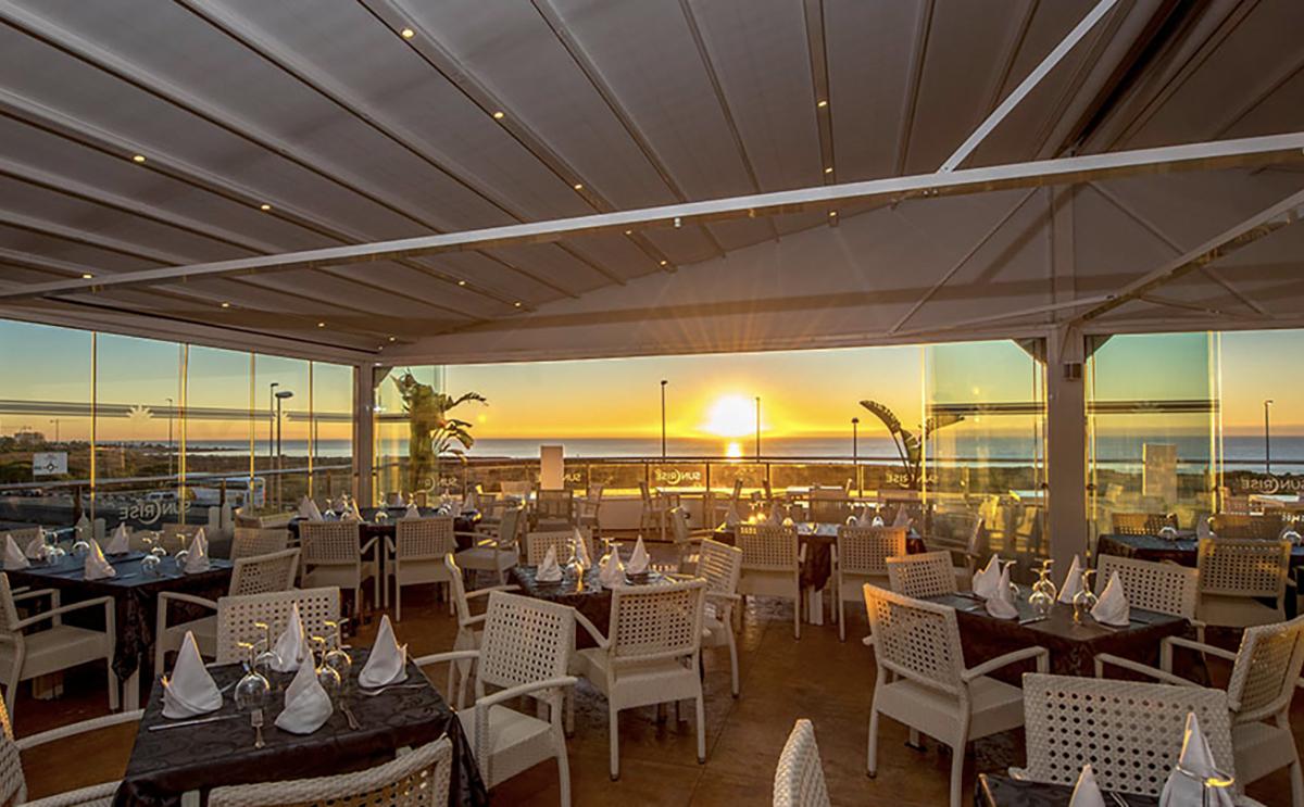 Christmas restaurants, Sunrise Restaurant