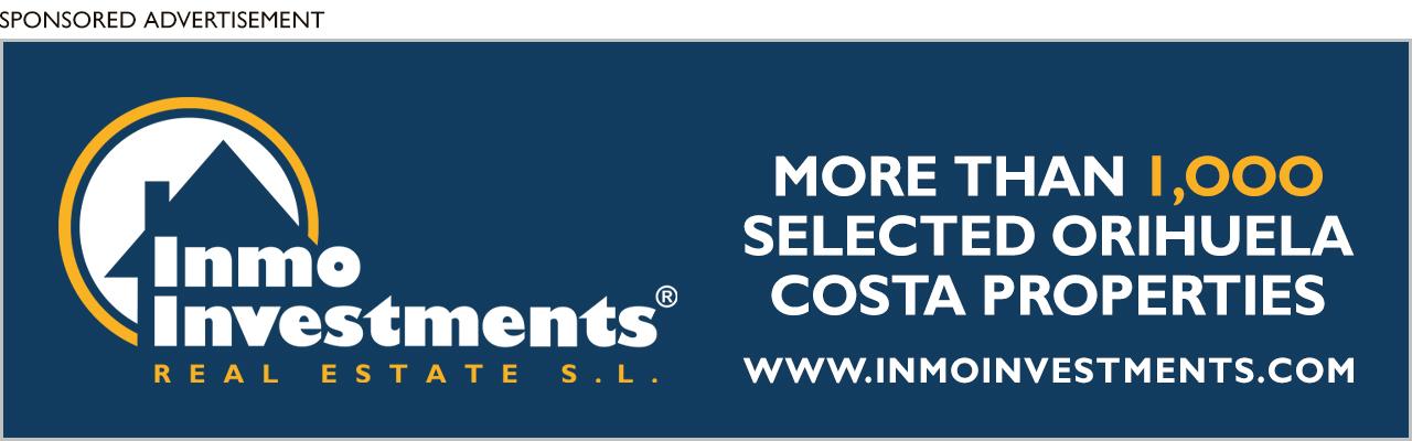 Sponsored advertisement, Inmo Investments Real Estate SL, La Zenia