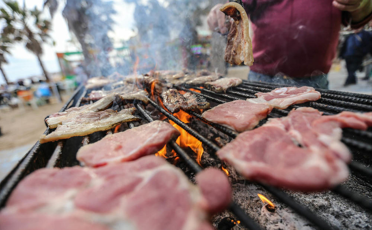 International Day of the Pig fiesta, La Mata