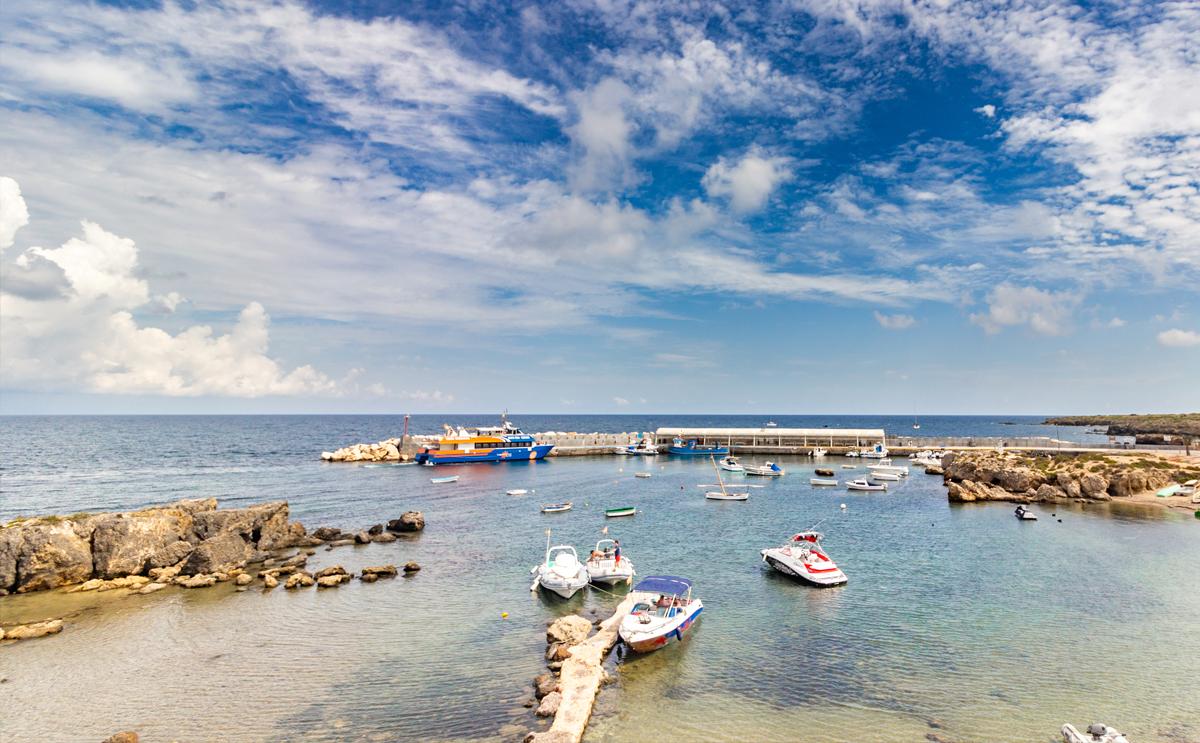 Isla de Tabarca, boat trips from Torrevieja summer 2020