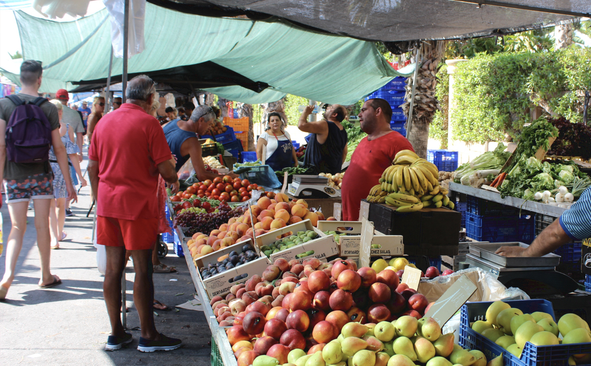 Orihuela Costa Street Markets