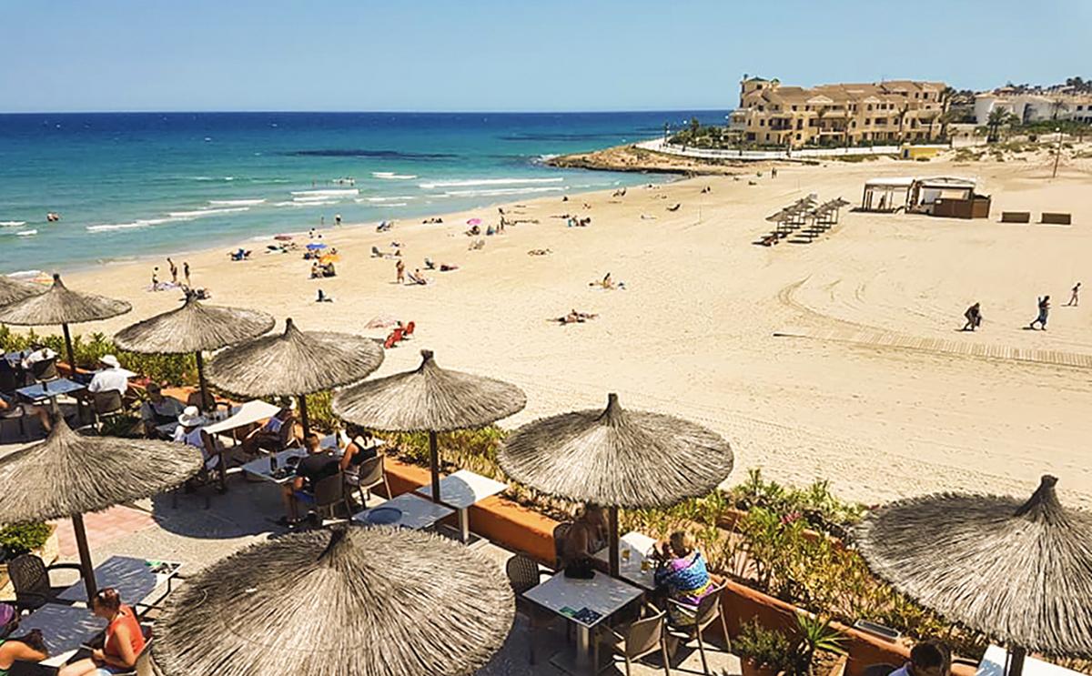Things to do Orihuela Costa, La Zenia Cala Bosque beach