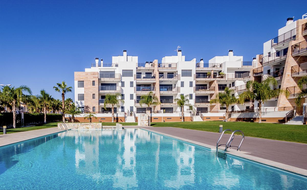 Inmo Investments estate agents in La Zenia