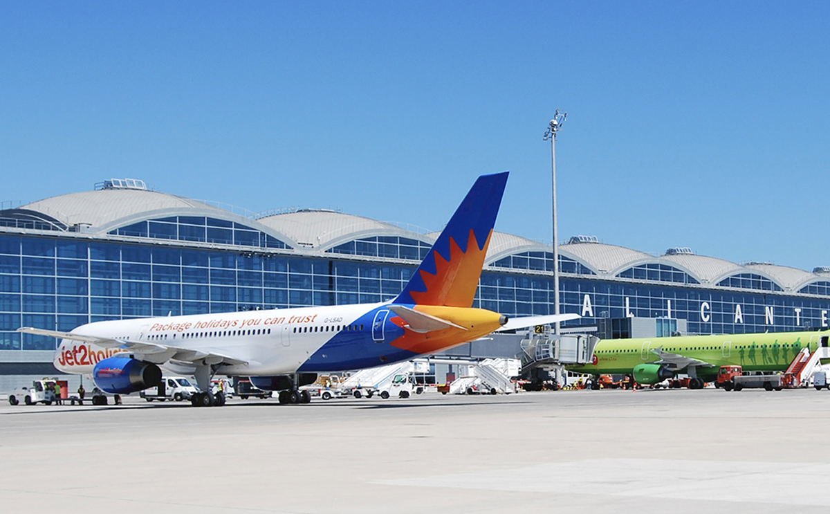 Spain non-EU passenger arrivals ban 31st May 2021