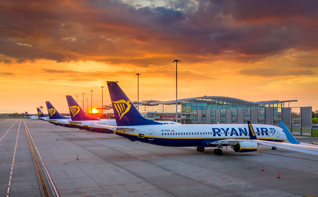 Ryanair Summer 2022 flight schedule for Alicante Airport